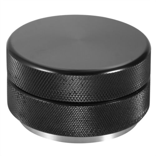 51//58mm Adjustable 4 Angled Slopes Espresso Coffee Bean Tamper Stainless Steel