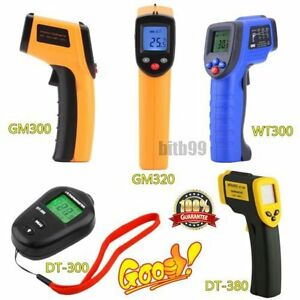 8-Type-Non-Contact-LCD-IR-Laser-Infrared-Digital-Temperature-Thermometer-Gun-TB