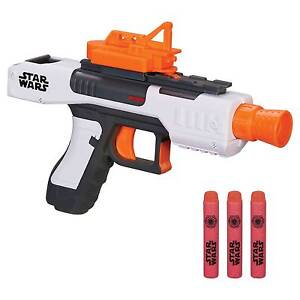 Striking Power Blasts With The Nerf Rampage!