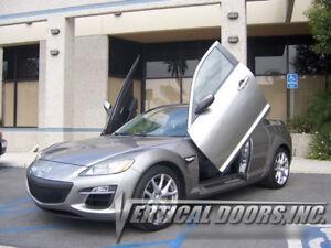 Mazda Rx8 04 08 Lambo Door Kit Vertical Doors Inc New Ebay