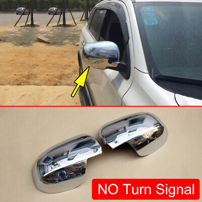 Chrome Side Mirror Cover for 2014-2018 Jeep Cherokee Limited Mirror Cover