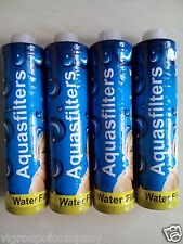 04 pcs PreFilter For AQUAGUARD THREAD BOWL SEDIMENT PP (spun) Water Purifier