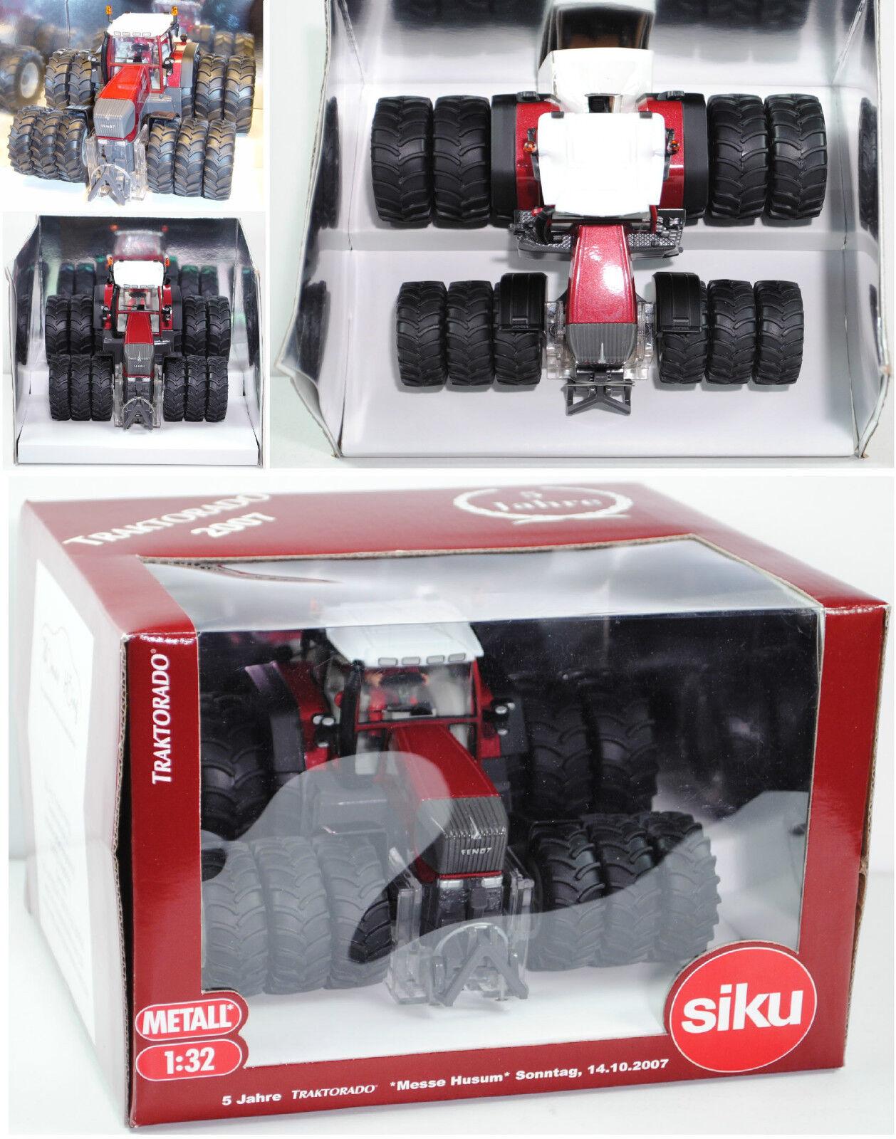 SIKU FARMER 3254 00410 FENDT 926 Drilling pneumatiques TRAKTORADO D Spécial Modèle
