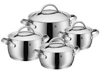 Wmf Concento 8 Pc Cookware Set, Made In Germany on sale