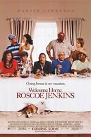 Welcome Home Roscoe Jenkins - D/s 27x40 Original Movie Poster One Sheet Mint