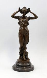 a6-37423-ds-Sculpture-en-Bronze-Pittaluga-sculpture-Art-nouveau-beaute-NEUF
