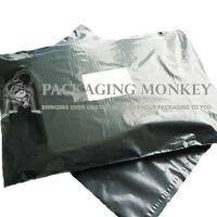 "50 x STRONG Grey Mailing Postal Shoe Bags Sacks 9x12"""