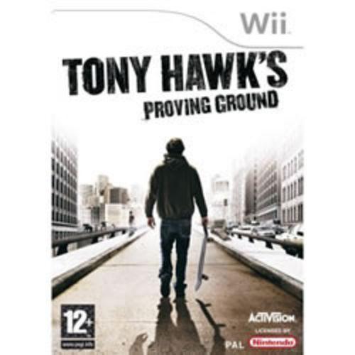 Wii & Wii U - Tony Hawks Proving Ground **New & Sealed** Official UK Stock