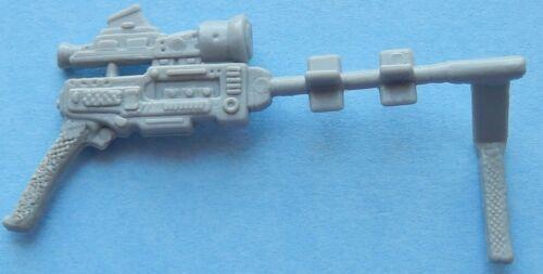 Gi joe 1990 Capt grille fer machine gun lance-missiles un jour d/'expédition