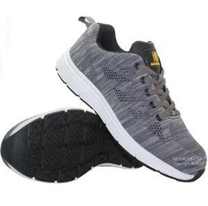 NEW-MENS-GREY-ULTRA-LIGHTWEIGHT-STEEL-TOE-CAP-SAFETY-WORK-TRAINERS-SHOES-UK-SIZE
