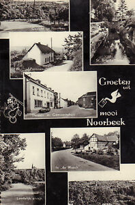 ANSICHTKAART-NOORBEEK-ZUID-LIMBURG-GROETEN-UIT-ca-1963