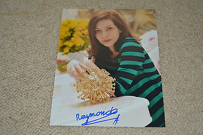 Homeland Shrink-Proof 20x25 Cm Strict Reymonde Amsallem Signed Autograph In Person 8x10