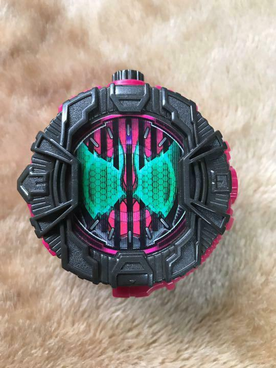 Utilisé Kamen Masked Rider ZI-O décennie violente émotion Ride Watch Ltd. GANBARIZING