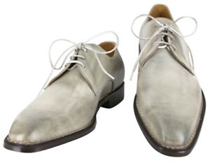 Sutor Mantellassi Gris Clair Chaussures Taille 6 (US) / 5 ( Ue )