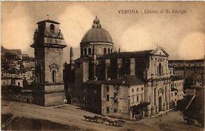 CPA-VERONA-Chiesa-di-S-Giorgio-ITALY-493153