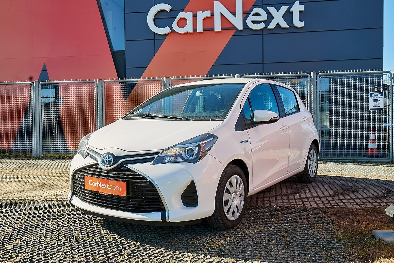 Toyota Yaris 1,5 Hybrid H2 e-CVT 5d - 129.900 kr.