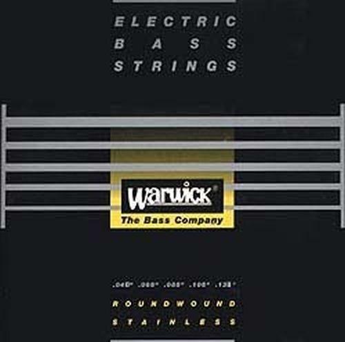 040-130 Strings NEU WARWICK BLACK LABEL 40300 ML Bass-Saiten 5-str OVP!