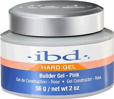 IBD UV Pink Builder Gel  - 56 g / 2 fl oz - Hard Gel 60412