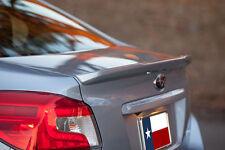 Subaru WRX 4 door 2015+ Lip Mount Factory Style Rear Spoiler Primer USA Made