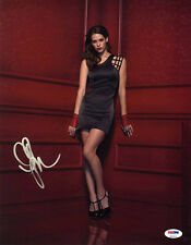 Lyndsy Fonseca SIGNED 11x14 Photo Alex Nikita PSA/DNA AUTOGRAPHED