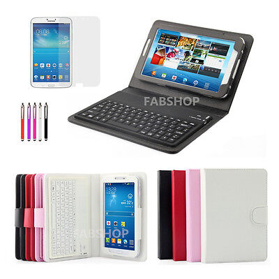 WIRELESS BLUETOOTH KEYBOARD CASE STAND FOR SAMSUNG GALAXY TAB 3/4/PRO/S/S2/S3/A