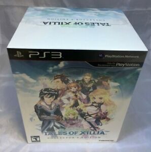 Tales-of-Xillia-Collector-039-s-Edition-Sony-PS3-Brand-New-minor-back-rip