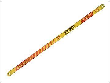 Starrett Red Stripe HSS Hacksaw Blades 300mm x 24tpi Box 50 STRRS1224 12in