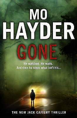 1 of 1 - Hayder, Mo, [ GONE BY HAYDER, MO](AUTHOR)HARDBACK, Very Good Book