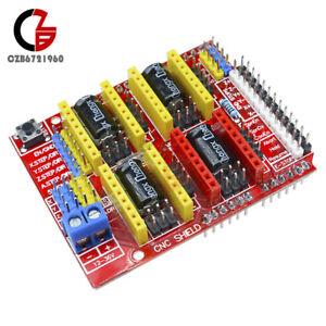 CNC-Shield-A4988-Driver-Expansion-Board-for-Arduino-V3-0-Engraver-3D-Printer-TOP