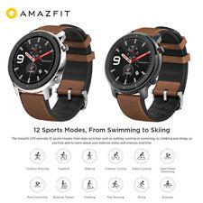 "Global Xiaomi Amazfit GTR Smart Watch 1.39"" AMOLED 47mm GPS 12 Sports Modes BT"