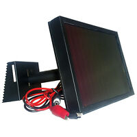 Spypoint Solar Panel Battery Charger W/stand 12v