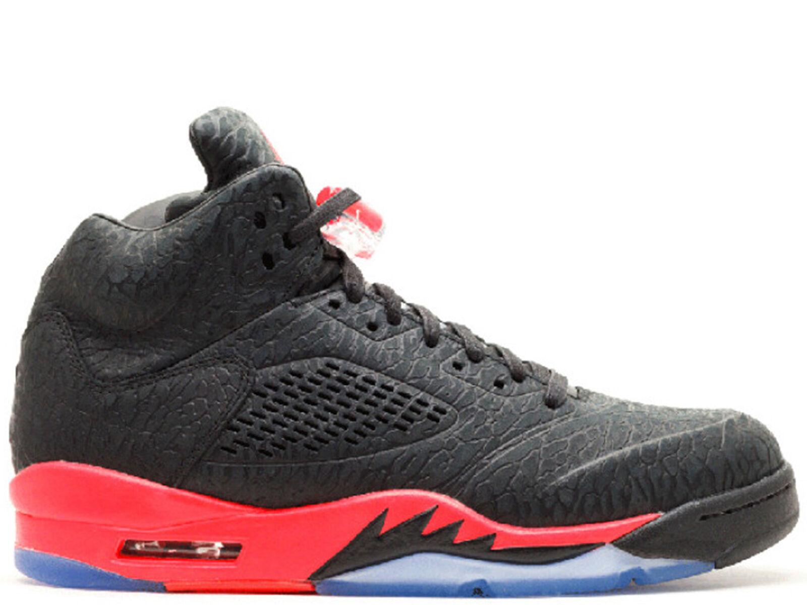 Mens Brand New New New Air Jordan 5 Retro  3Lab5  Athletic Fashion scarpe da ginnastica [599581 010] d97236