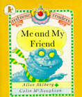 Red Nose Readers Me And My Friend by Allan Ahlberg (Paperback, 1990)