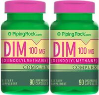 Dim Complex Diindolylmethane 175mg Broccoli & Kale Dietary Supplement 180 Caps
