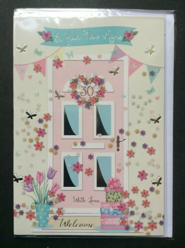 # NEW HOME CARD