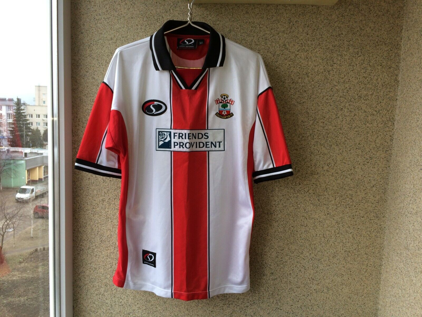 Southampton Home football shirt 19992001 Jersey XL Camiseta OLD Rare