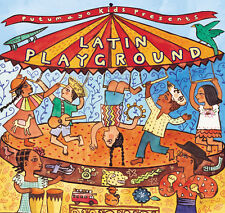 Putumayo Presents LATIN PLAYGROUND [CD] Cuba Chile Argentina Colombia Ecuador PR