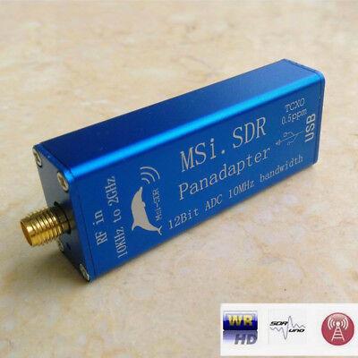 Beliebte Marke 10khz To 2ghz Broadband Software Radio Msi.sdr Receiver Compatible Sdrplay Rsp1 Gut FüR Antipyretika Und Hals-Schnuller
