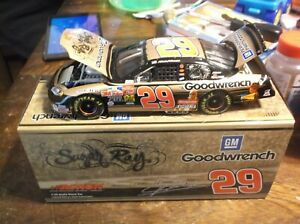 2003-KEVIN-HARVICK-29-GOODWRENCH-SUGAR-RAY-1-24TH-SCALE-DIECAST-GM-DEALERS