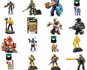 Mega Construx HEROES Mini Figure Halo, Call of Duty, MOTU, *U CHOOSE*