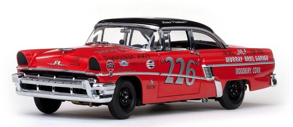 1956 Mercury Montclair Russ Truelove 226 Racing Daytona 1:18 SunStar 5145