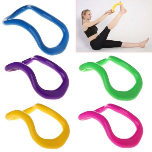 Pilates Ring Yoga Fitness Gym Sports Exercise Body Stretching Training Strength