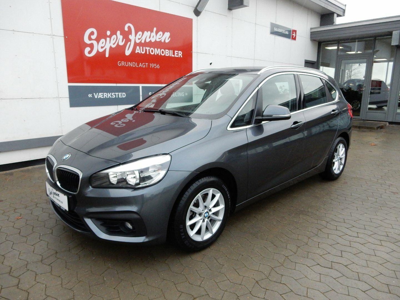 BMW 218i 1,5 Active Tourer Advantage 5d - 264.900 kr.