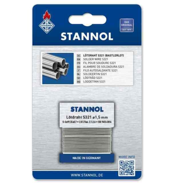 Bastlerlot 1,5 mm / 1 m 14 g STANNOL