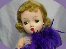 "Madame Alexander 1950's Blonde CISSY Doll 20"" BEAUTY"