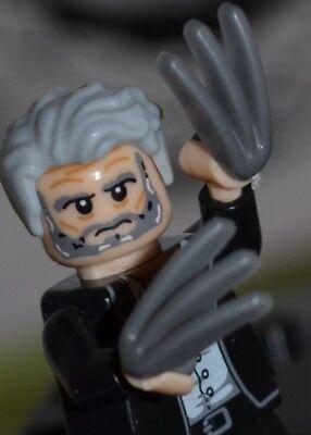 X11 Marvel Super Heroes Old Man LOGAN /& Laura X-23 figure Wolverine X-Men