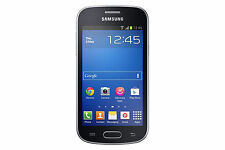 Samsung Trend Lite S7390 4GB schwarz (Ohne Simlock) Smartphone B-Ware