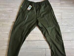 New-Men-039-s-Nike-NikeLab-ACG-Cargo-Pants-Olive-Canvas-AQ3524-395-Size-XL