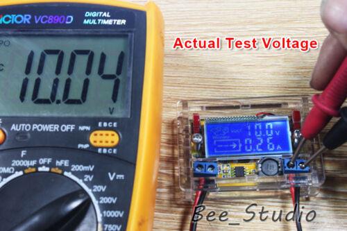 LCD Display DC-DC Buck Voltage Converter Step Down Regulator 3.3v 5v 9v 12v 2A