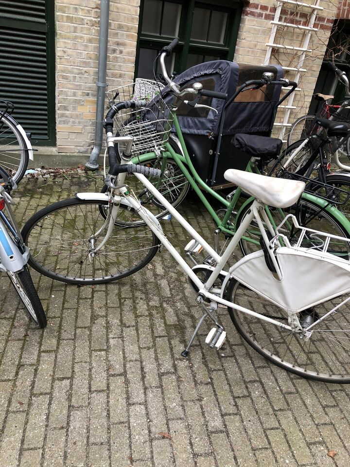 Damecykel, andet mærke, Citybike